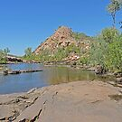 Bell Gorge, Kimberley, Western Australia by Margaret  Hyde