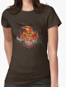 Strangers: Strange Winds Womens Fitted T-Shirt