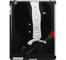 Tuxedo version 3 iPad Case/Skin