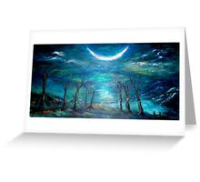 In The Valley of Thoth  Greeting Card