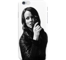 "Person of Interest ""Root""  iPhone Case/Skin"
