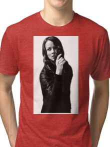 "Person of Interest ""Root""  Tri-blend T-Shirt"