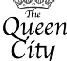 The Queen City, Charlotte, North Carolina Sticker