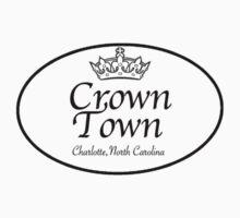 Crown Town, Charlotte, North Carolina by Gina Mieczkowski