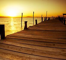 Sunset at Carrasqueira by homydesign