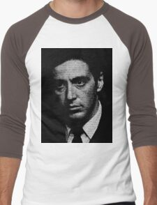 The Godfather - I know it was you, Fredo. Men's Baseball ¾ T-Shirt