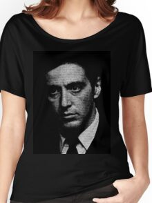 The Godfather - I know it was you, Fredo. Women's Relaxed Fit T-Shirt