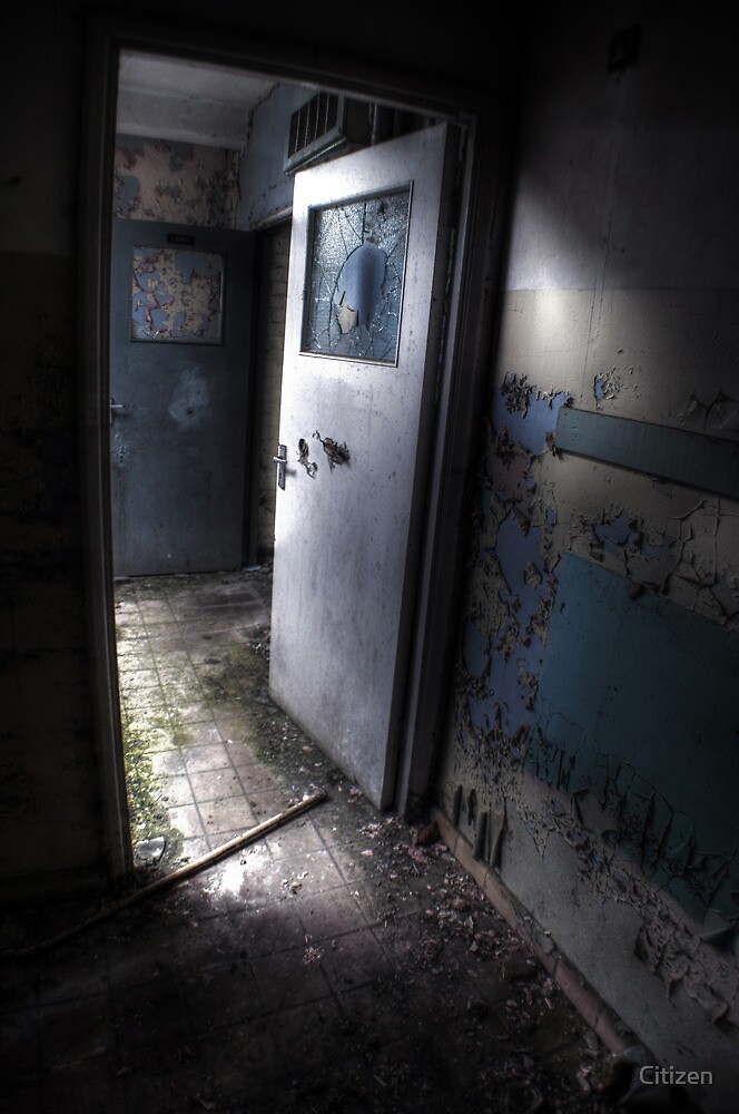 One door leads to another by Nikki Smith