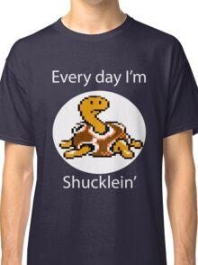 Shuckle (For Dark Shirt) Classic T-Shirt