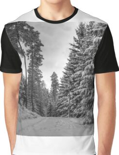 Winter in Forsheda's track II Graphic T-Shirt