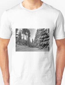 Winter in Forsheda's track II T-Shirt
