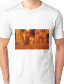 The yellow city III Unisex T-Shirt