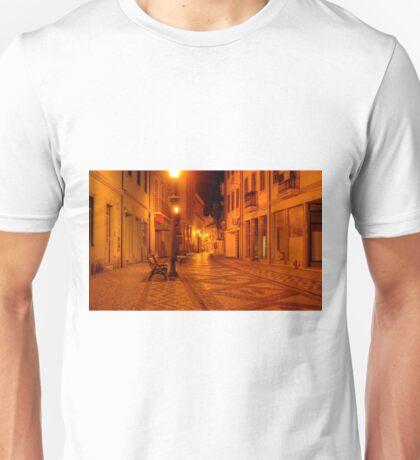 The yellow city III T-Shirt