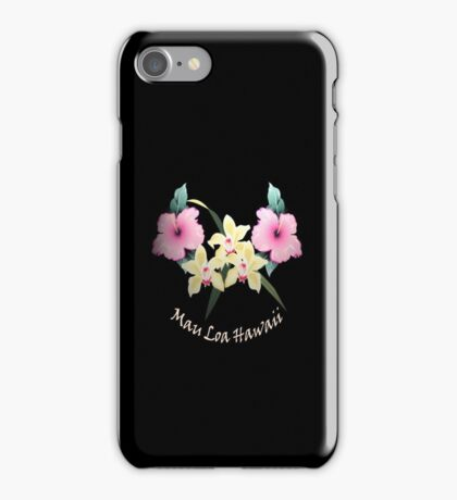 Hawaiian theme iPhone case iPhone Case/Skin