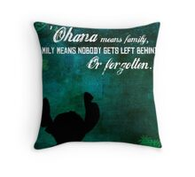 Experiment 626 Throw Pillow
