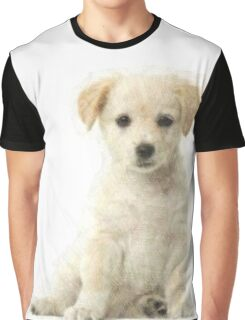 cute puppy  Graphic T-Shirt