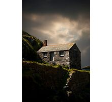 Cove House View Photographic Print