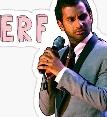 Aziz is Perfect Sticker