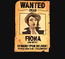 WANTED: FIONA THE CON ARTIST Unisex T-Shirt