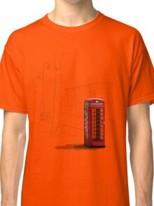London streets Classic T-Shirt