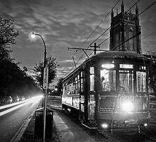 Audubon Park Streetcar by RayDevlin