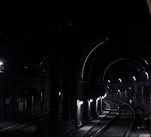 Tunnel 1 by Fledermaus