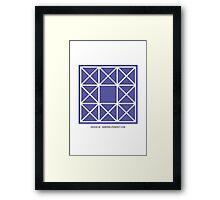 Design 88 Framed Print