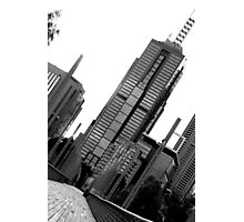 Melbourne, City Photographic Print