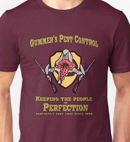 Gummer's Pest Control Unisex T-Shirt