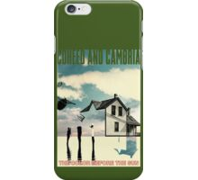 Coheed and Cambria the color before the sun iPhone Case/Skin