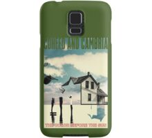 Coheed and Cambria the color before the sun Samsung Galaxy Case/Skin