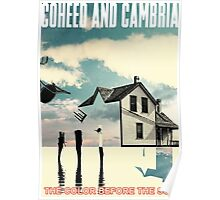Coheed and Cambria the color before the sun Poster