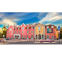Cascais village Photographic Print