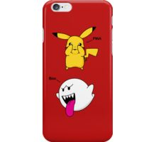 Pika-Boo iPhone Case/Skin