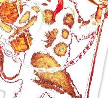 Deicide death in the manger Tour Sticker