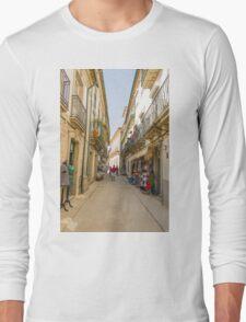 Inside of Valença Long Sleeve T-Shirt