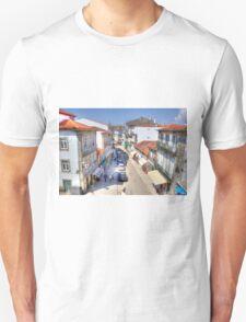 Valença in HDR Unisex T-Shirt