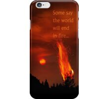Some say... .2 iPhone Case/Skin