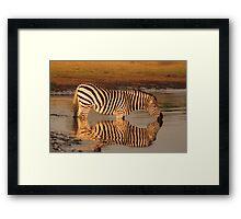Sweet waters Framed Print