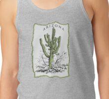 Giant Saguaro ARIZONA tee Tank Top