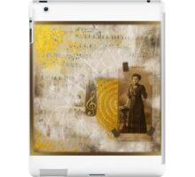 Vintage Music iPad Case/Skin