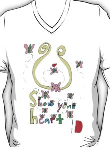 The Neckless of All Animals and Bugs T-Shirt