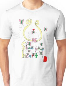 The Neckless of All Animals and Bugs Unisex T-Shirt