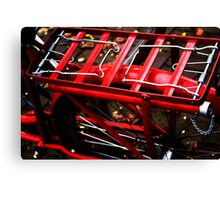 Red Enough Canvas Print