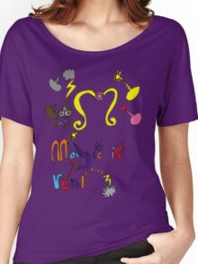 The Crown of All Magic Women's Relaxed Fit T-Shirt