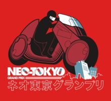 Neo-Tokyo Grand Prix One Piece - Long Sleeve