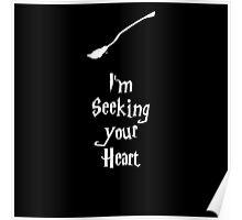 im seeking your heart  Poster