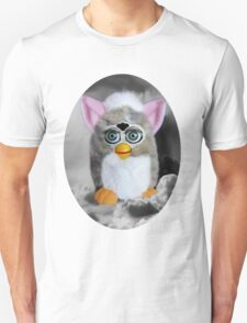 ☀ ツFURBY IN CLOUDS COMING TO LIVE ON EARTH TEE SHIRT (KIDS -ADULT TEES) ☀ ツ Unisex T-Shirt