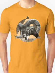 Horns & Space Unisex T-Shirt
