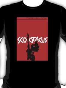 Scootacus - Spartacus Parody T-Shirt